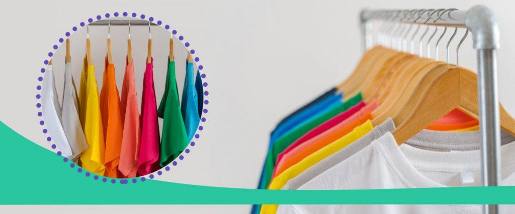 رنگ مناسب برای لباس در فصل تابستان