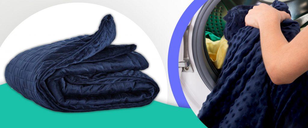 شستشوی پتو با ماشین لباسشویی