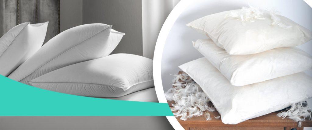 بالش های پر راحتی را در خواب به ارمغان میآورند